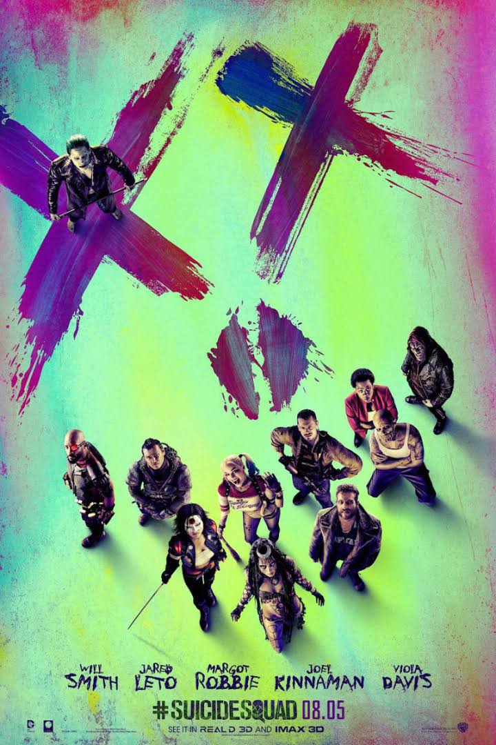Suicide Squad (2016) Download Full Movie In HD 720p Through Direct Link