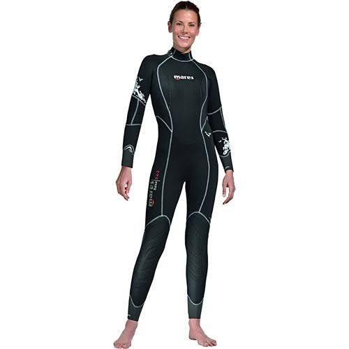 Mares Flexa She Dives Wetsuit, 5-4-3mm, Size 16