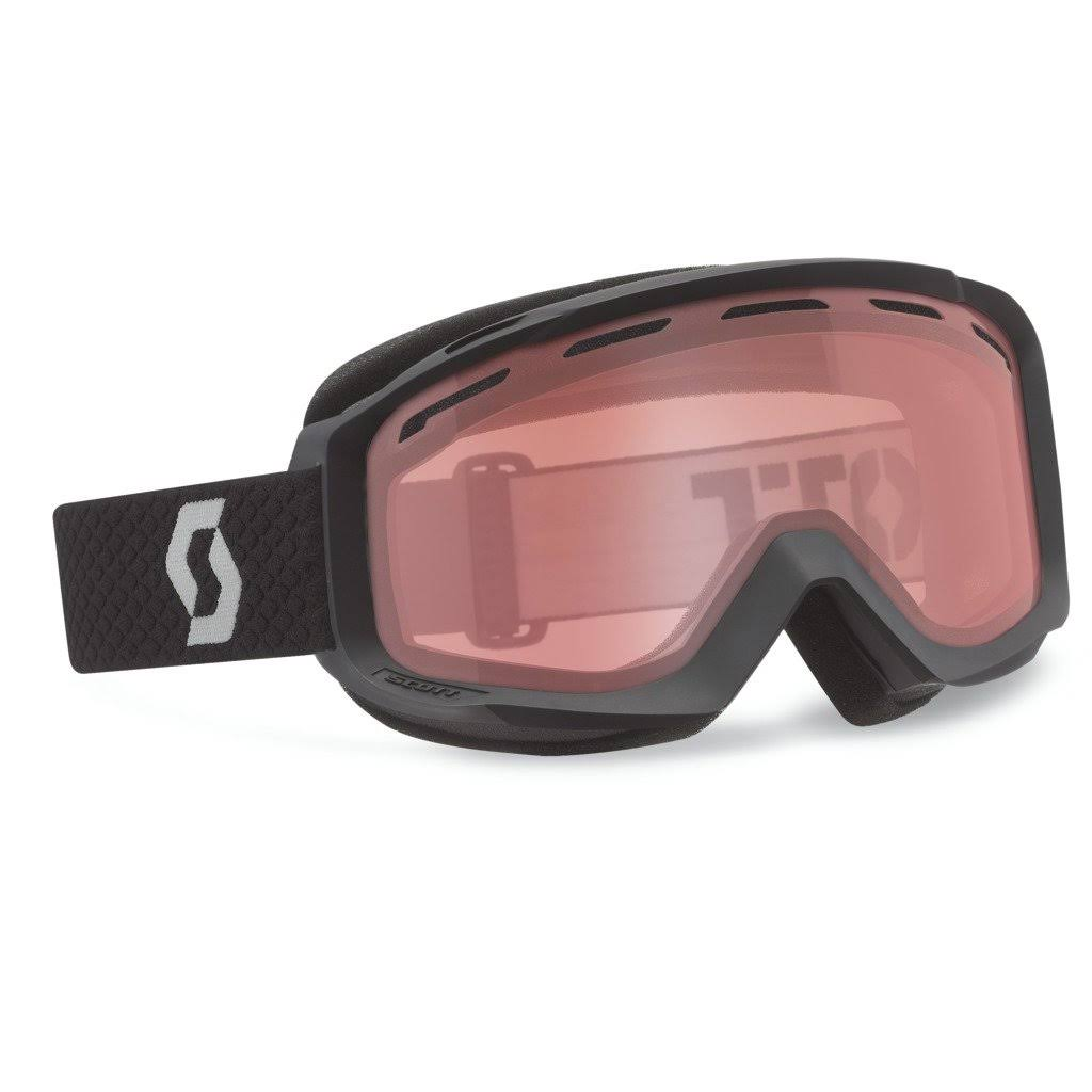 Scott Us Otg Habit Ski Goggles - Black