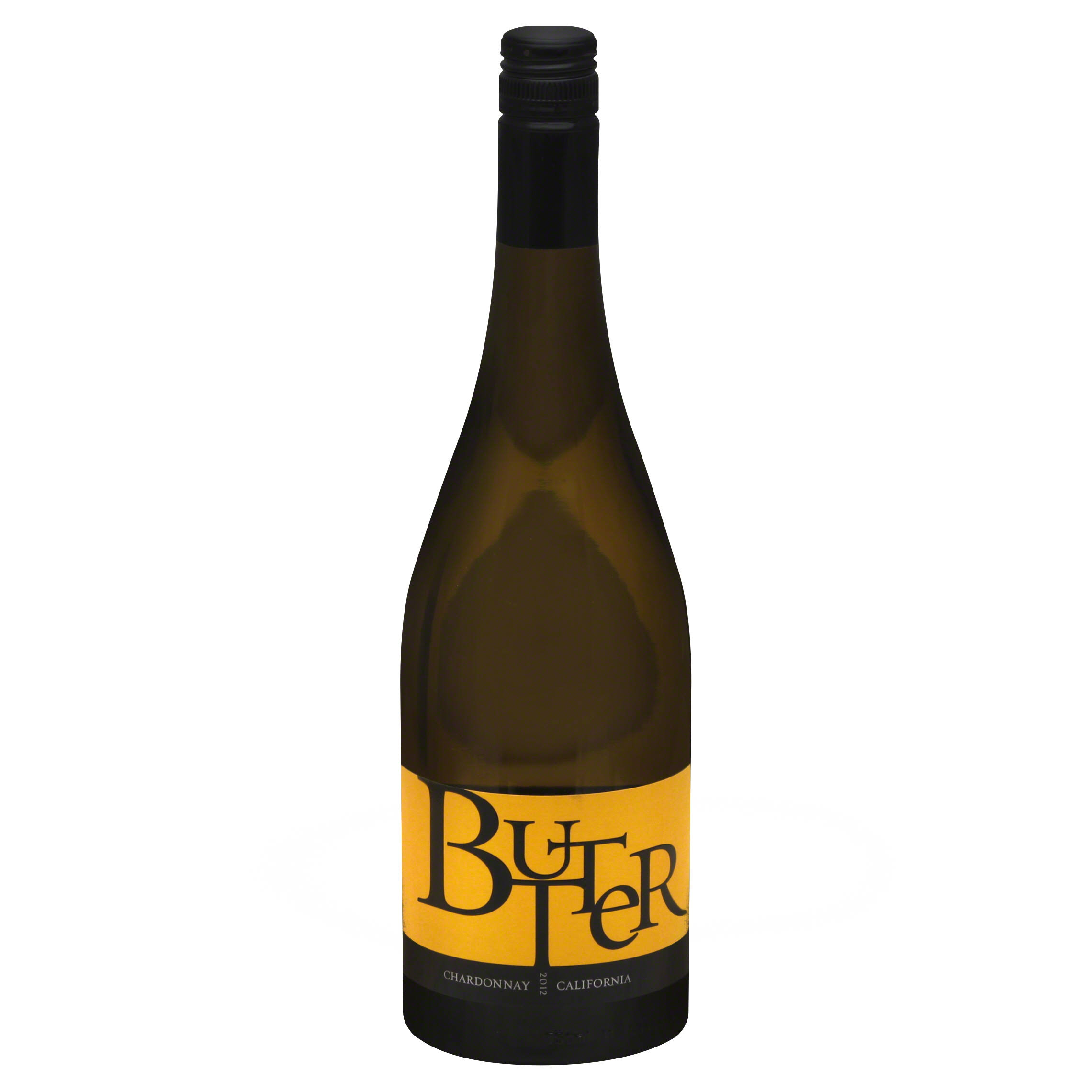 Butter Chardonnay, 2012 - 750 ml