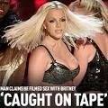 britney spears sex tape news