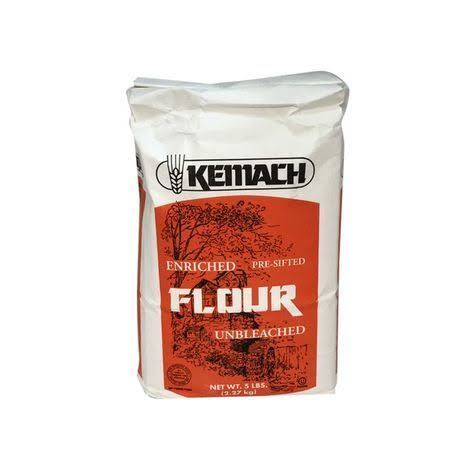 Kemach Enriched Pre Sifted Unbleached Flour