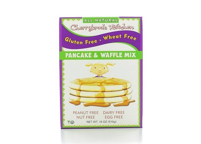 Cherrybrook Kitchen Gluten Free Dreams Pancake & Waffle Mix