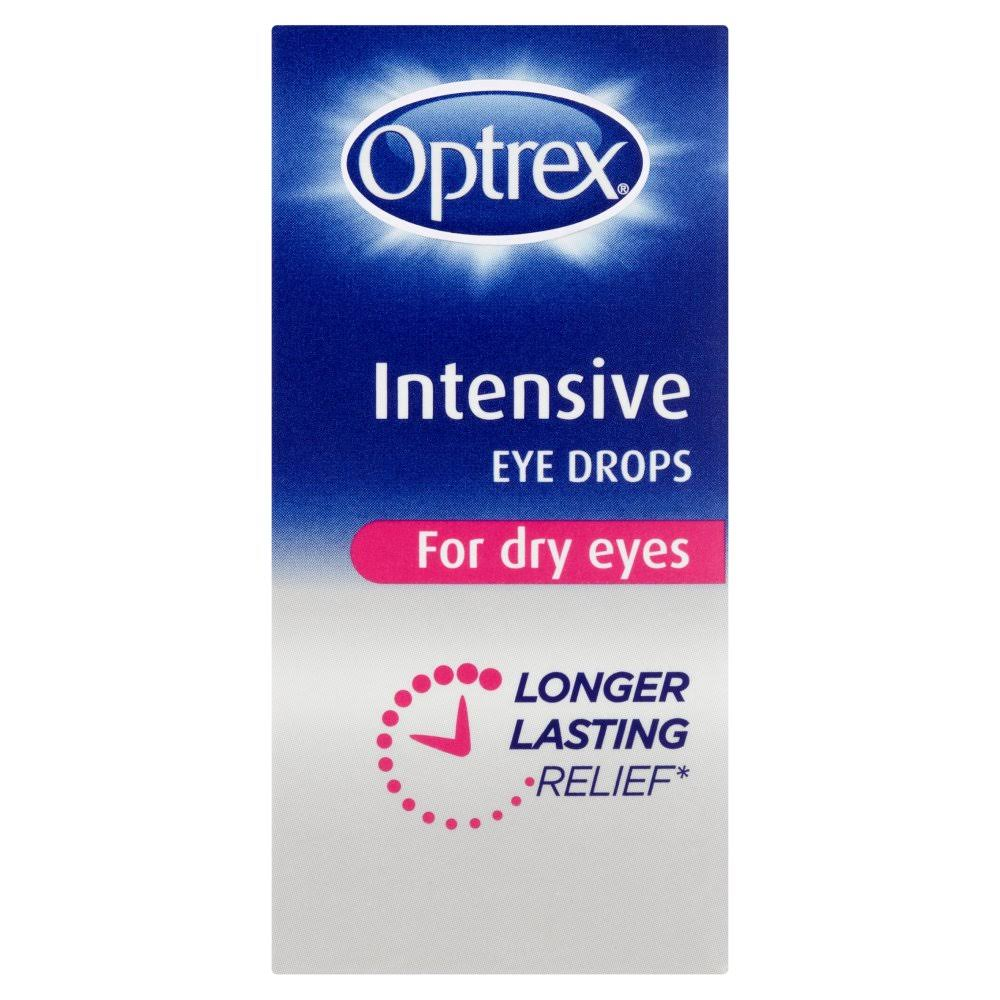 Optrex Intensive Eye Drops - Dry Eyes, 10ml