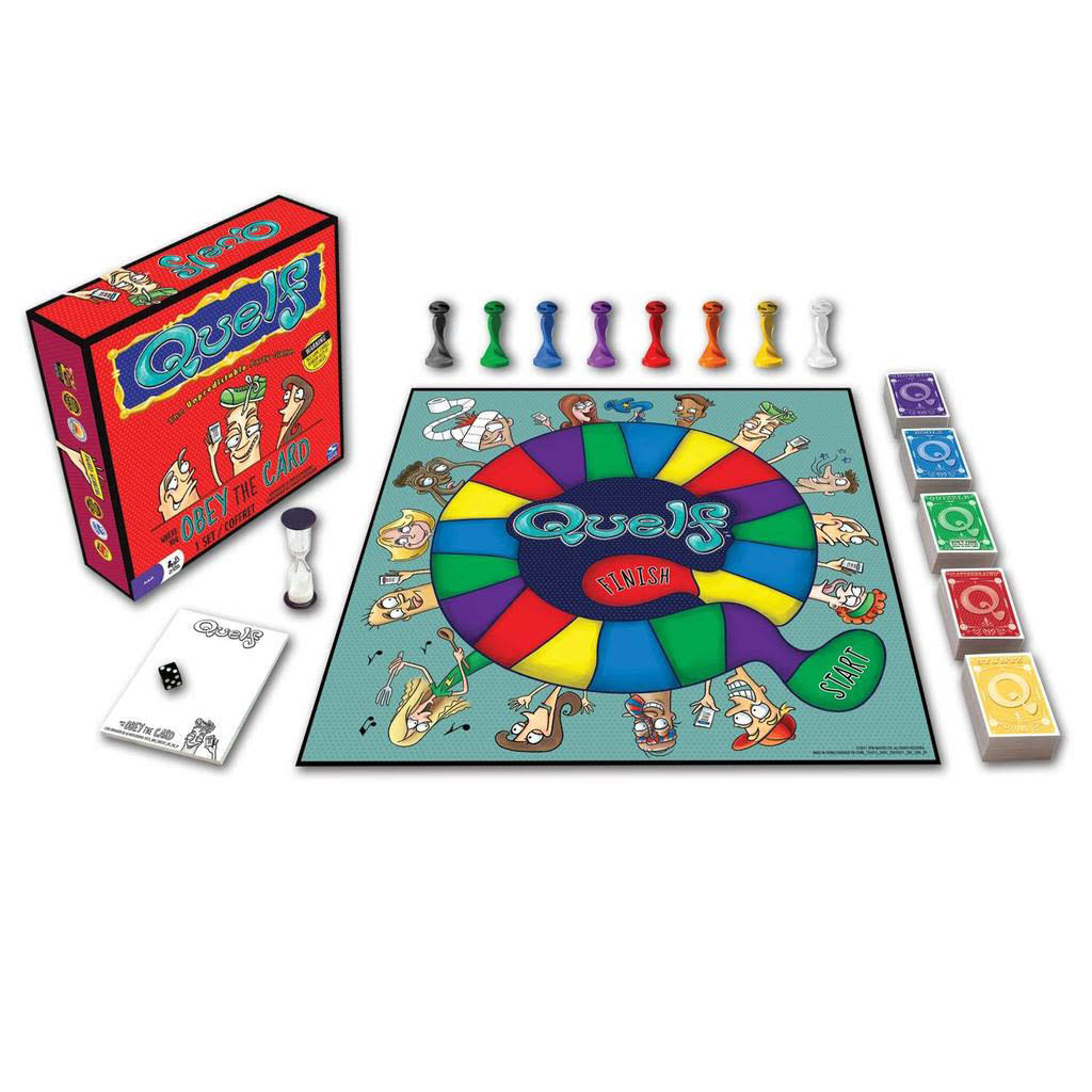 Spin Master™ Quelf Board Game