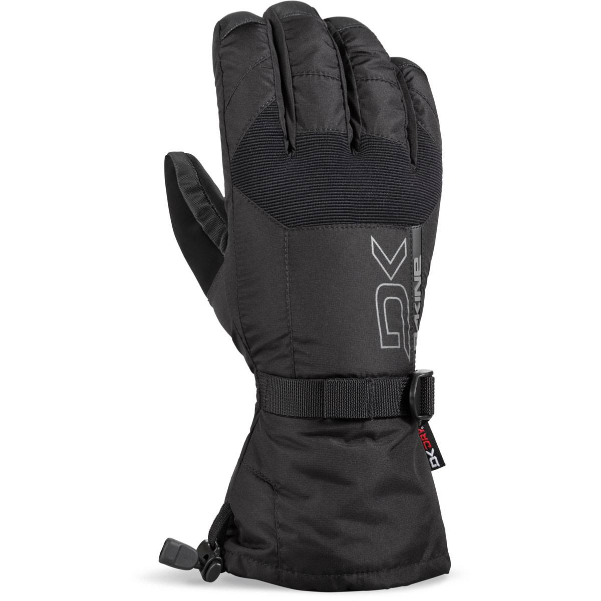 Dakine Men's Scout Gloves - Black, Large
