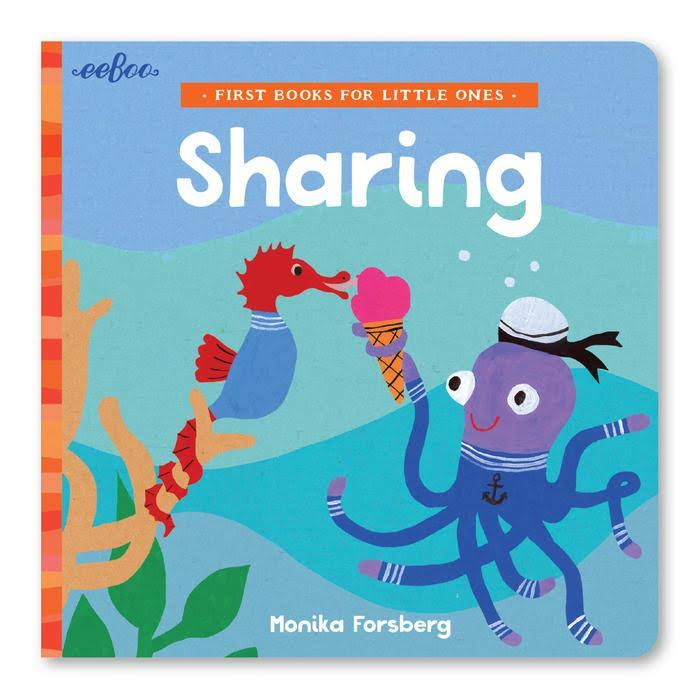 First Books for Little Ones- Sharing by eeBoo