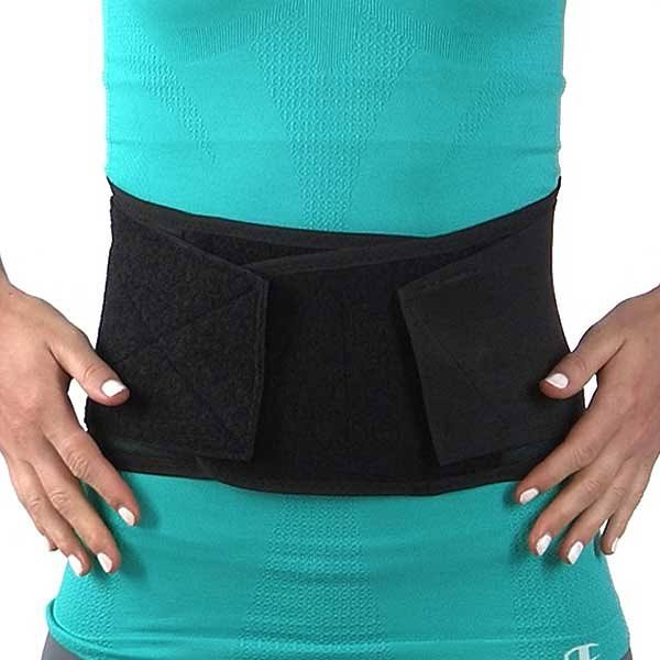 Aircast Comfortform Back Support - Medium, Waist 30-34""