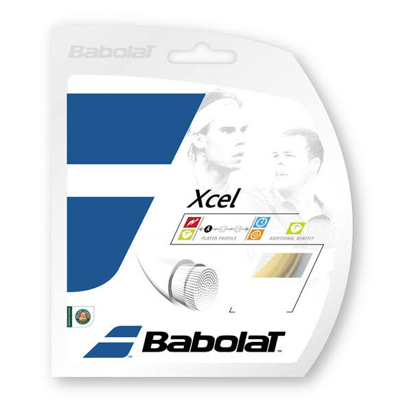 Babolat Xcel 17 String - Natural, 40/42in
