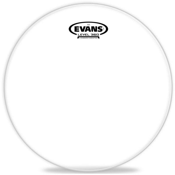 Evans G2 Clear Drum Head - 8''