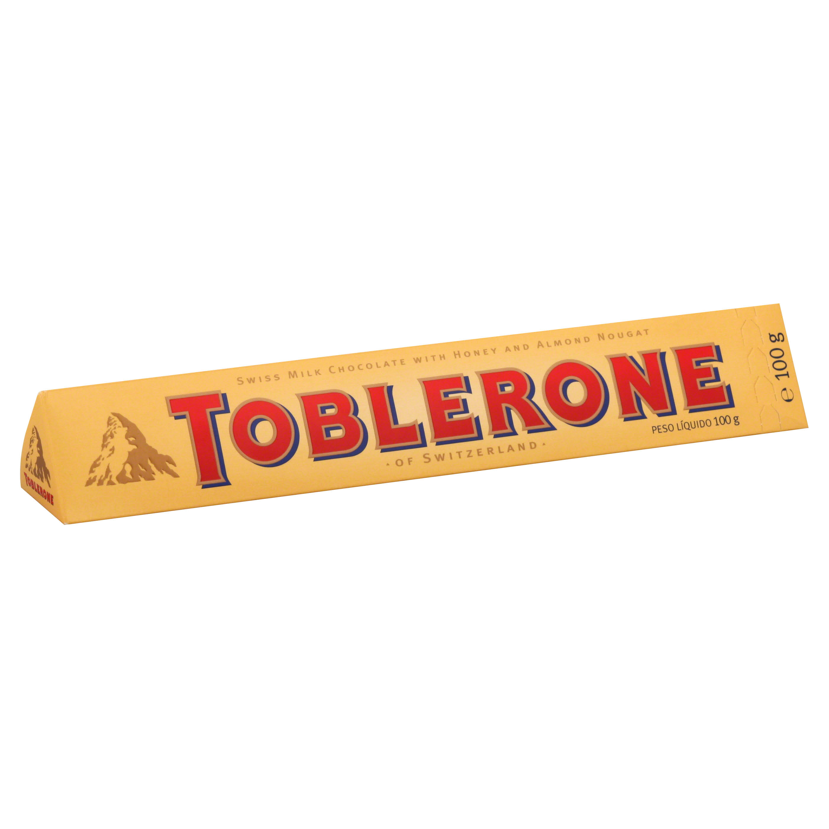Toblerone Milk Chocolate Bar 100 G