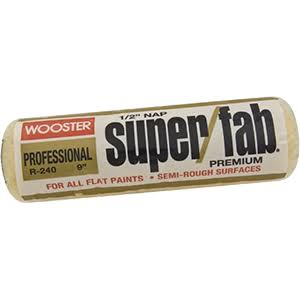 "Wooster Brush Nap Super-Fab Roller Cover - 18"" x 1/2"""