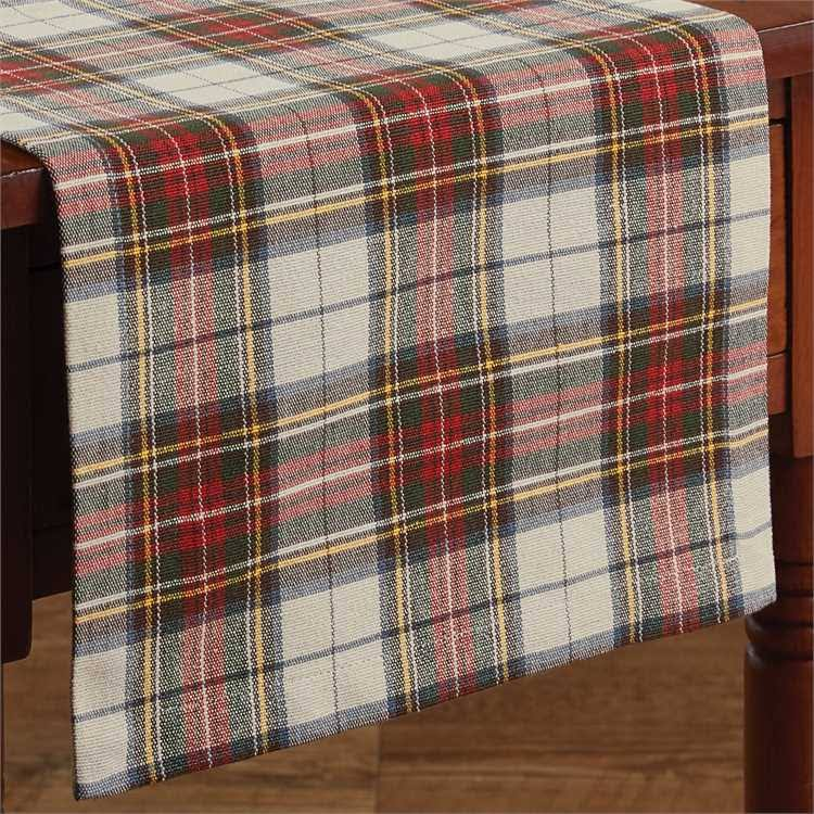 "Park Designs Through The Woods Table Runner 13""x54"""