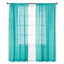 Moroccan Tile Curtain Panels by Window Coverings Everything Turquoise