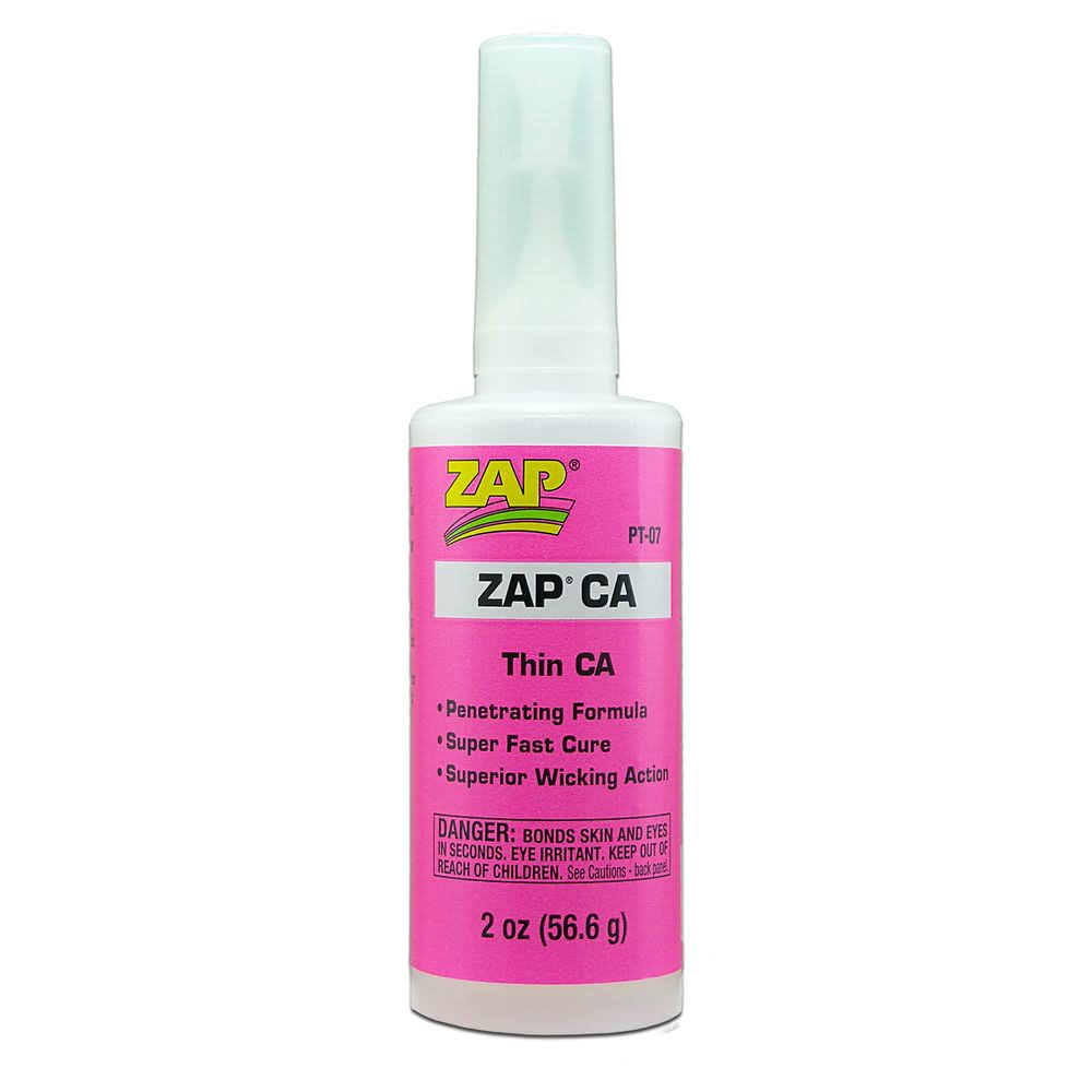 Zap CA Thin Super Glue - 2oz