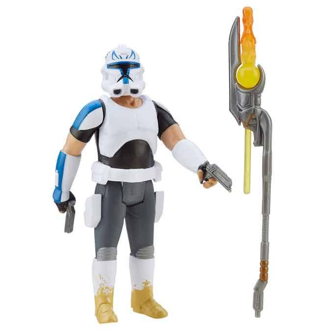 Star Wars The Force Awakens Action Figure - Captain Rex, 3.75""