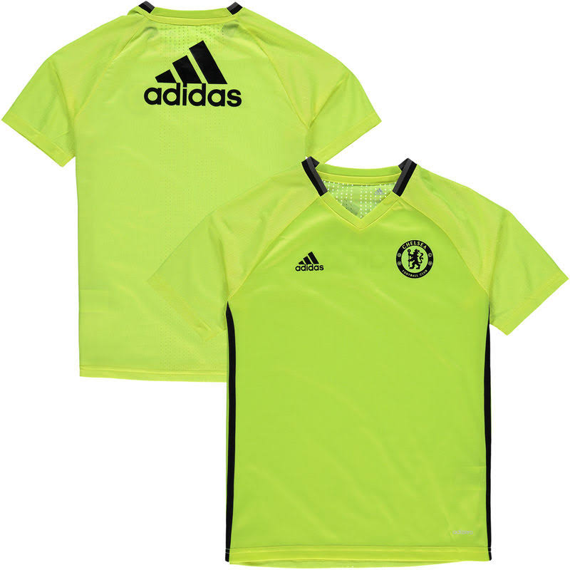 Adidas Chelsea Training Jersey Youth