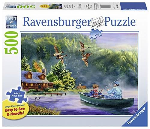 Ravensburger Weekend Escape Jigsaw Puzzles - 500pc