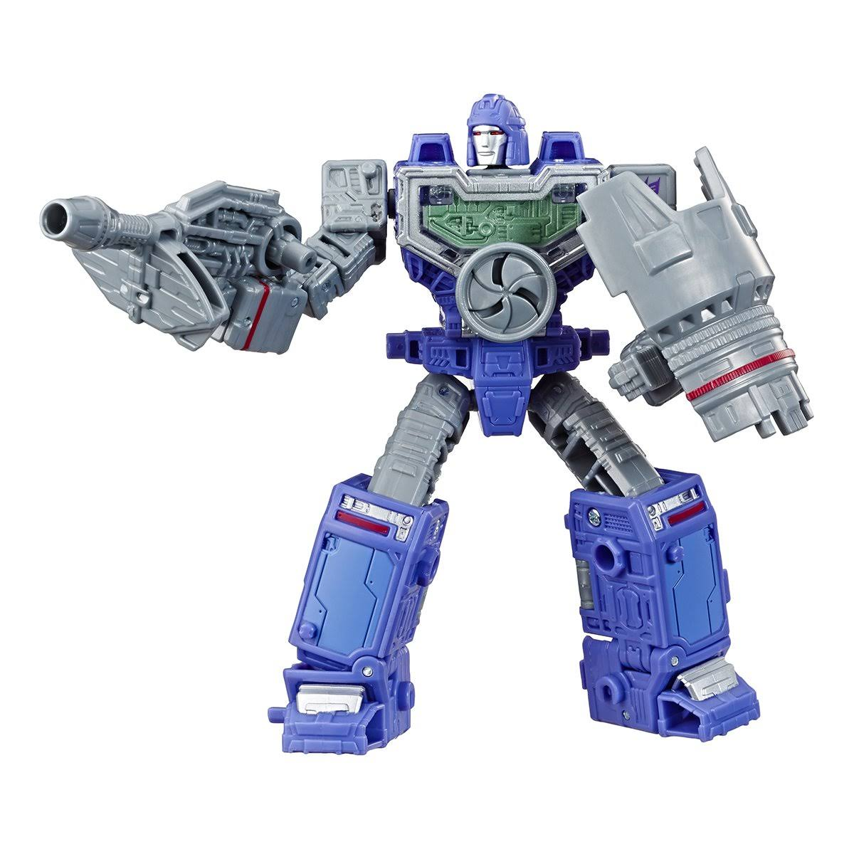 Transformers Siege Refraktor War For Cybertron WFC Action Figure