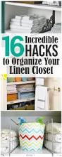 Tall Narrow Linen Cabinet With Doors by 307 Best Home Linen Closet Images On Pinterest Linen Closets