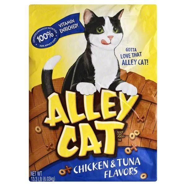 Alley Cat Dry Food - 15lbs