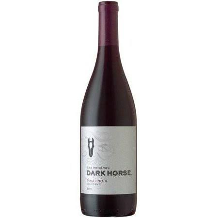 Dark Horse Pinot Noir - California, USA