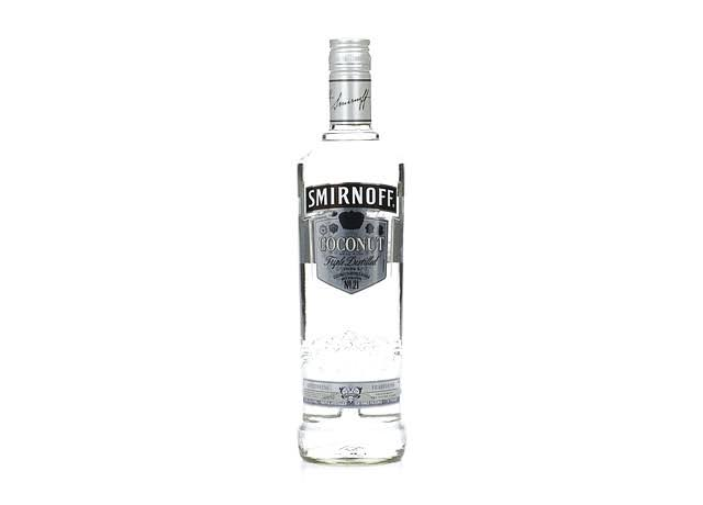 Smirnoff Vodka, Coconut - 750 ml