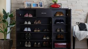 Baxton Shoe Storage Cabinet by Shoe Storage 30 Cool Ideas Shoe Storage Cabinet 2 Youtube