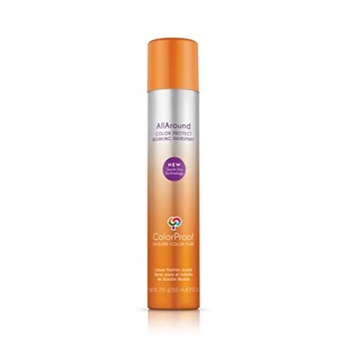 Color Proof All Around Flexible Hold Hairspray - 9oz