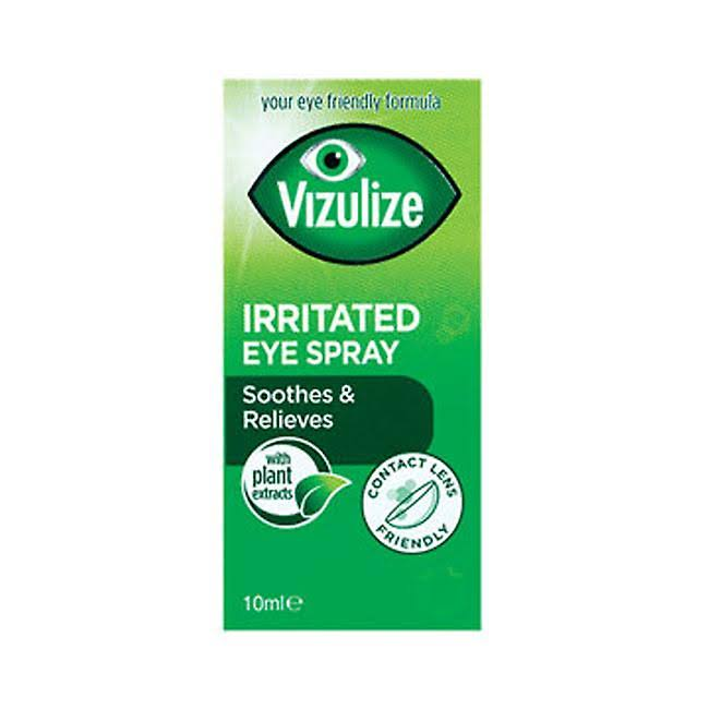 Vizulize Irritated Eye Spray 10ml