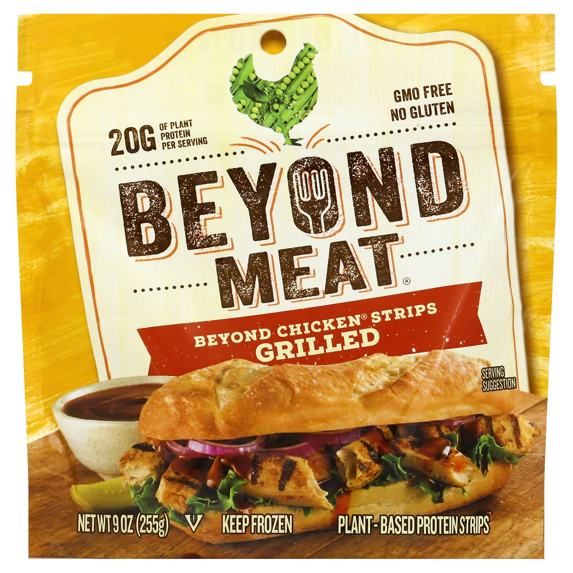 Beyond Meat Grilled Chicken-Free Strips - 255g