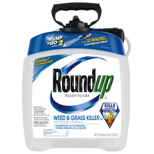 Scott Lawns Roundup Weed & Grass Killer III