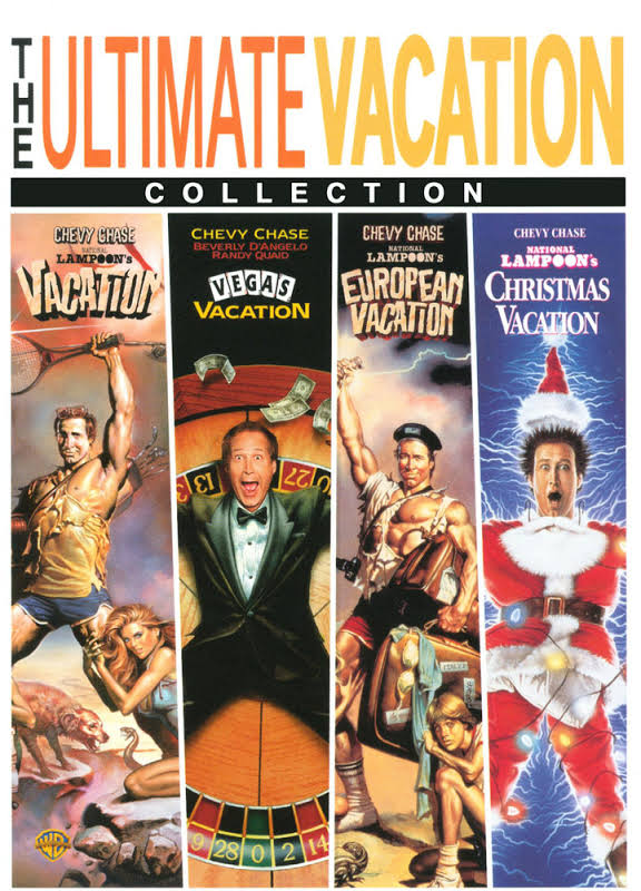 The Ultimate Vacation Collection - DVD