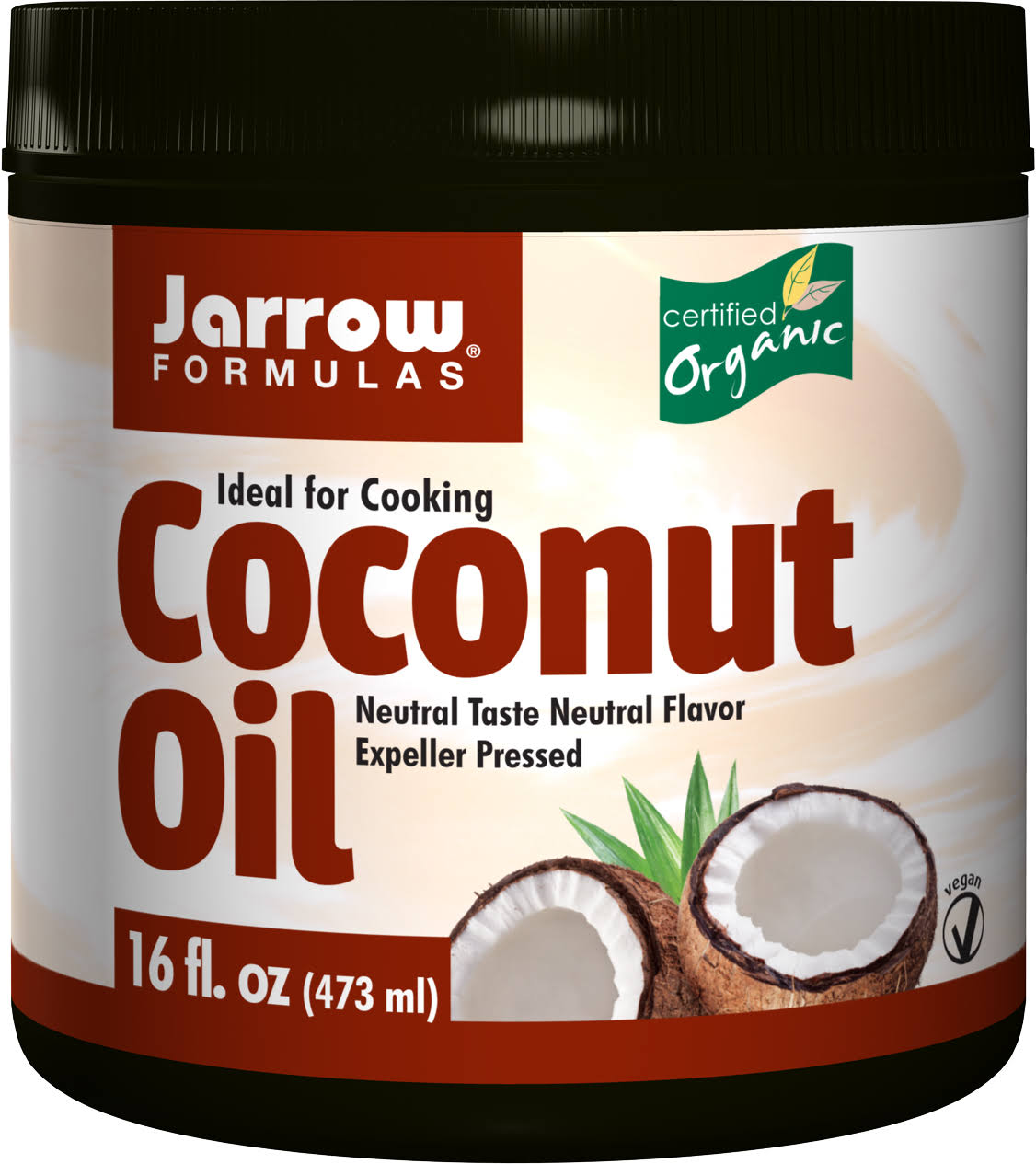 Jarrow Formulas Coconut Oil - 16oz