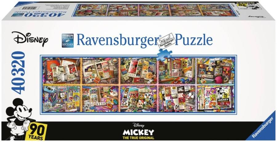 Ravensburger Disney Making Mickey's Magic Jigsaw Puzzle