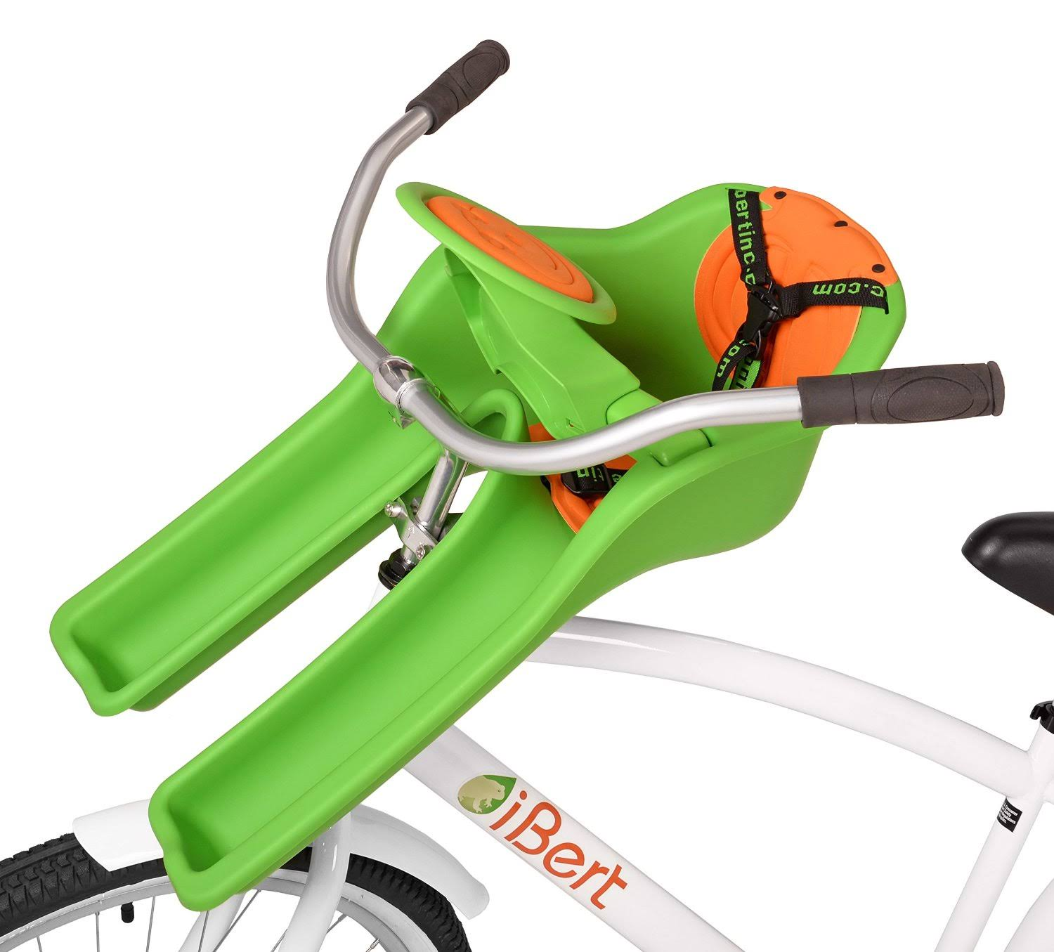 iBert Child Bicycle Safe-T-Seat - Green
