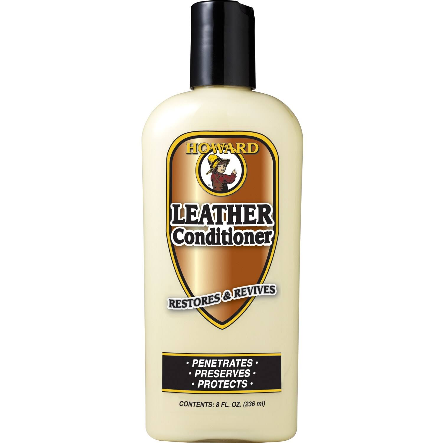Howard LC0008 Leather Conditioner - 8oz