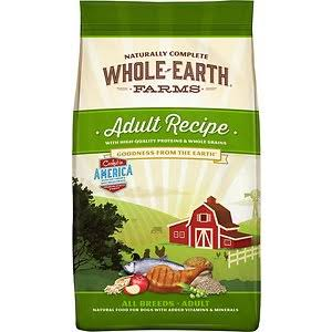 Whole Earth Farms Puppy Dry Food - 25lbs