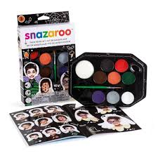 List 3 Other Names For Halloween by Amazon Com Snazaroo Face Paint Palette Kit Halloween