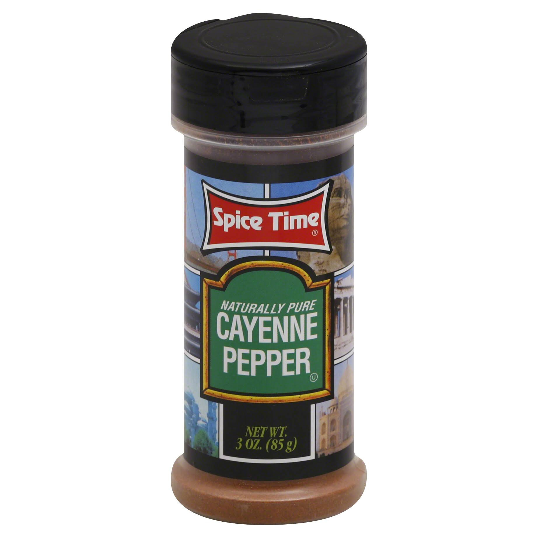 Spice Time Cayenne Pepper - 3oz