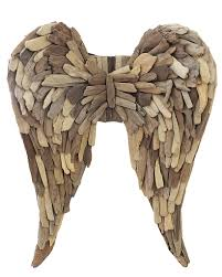 Driftwood Christmas Trees For Sale by Buy The Waterside Driftwood Angel Wings Wall Décor At Michaels