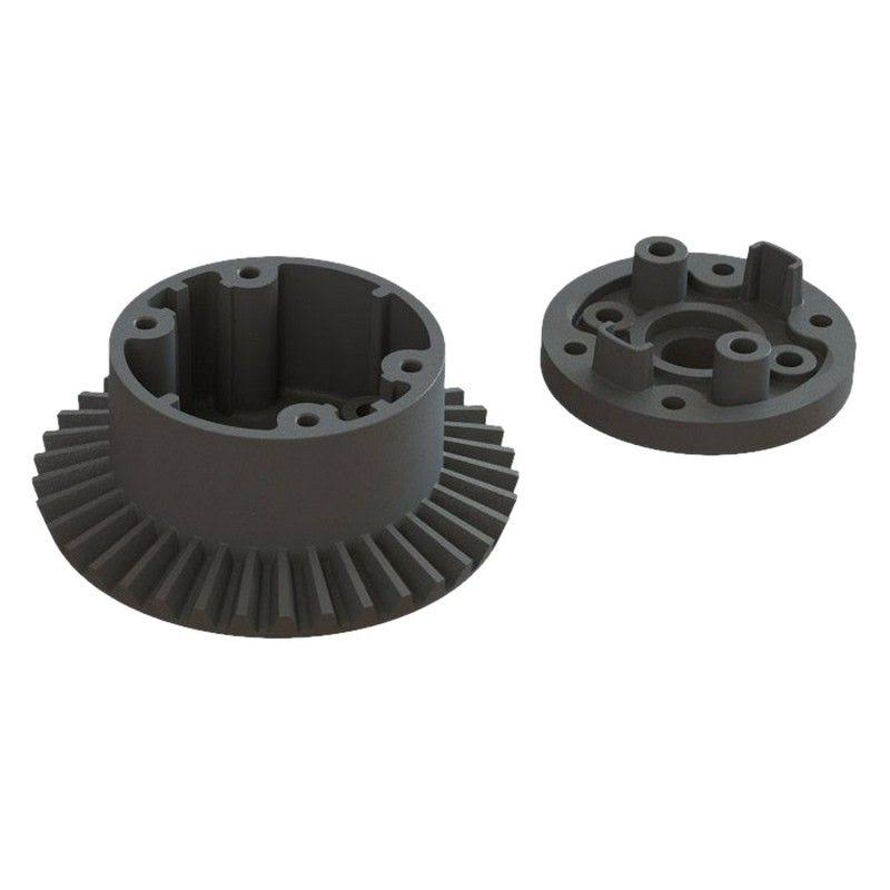 ARRMA Diff Case Main Gear Set - 4x4 BLX 4S, 37T