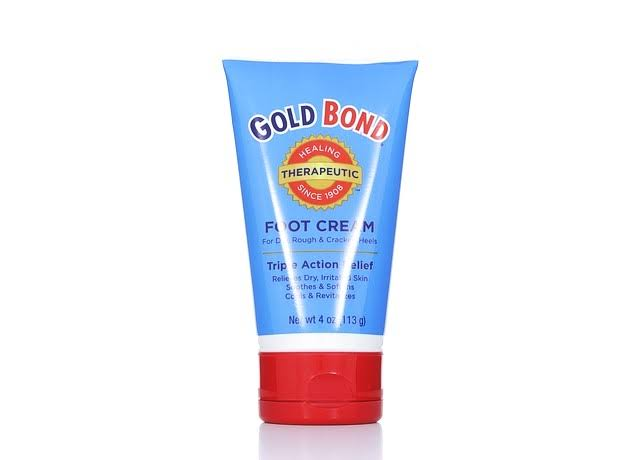Gold Bond Triple Action Relief Foot Cream - 4oz