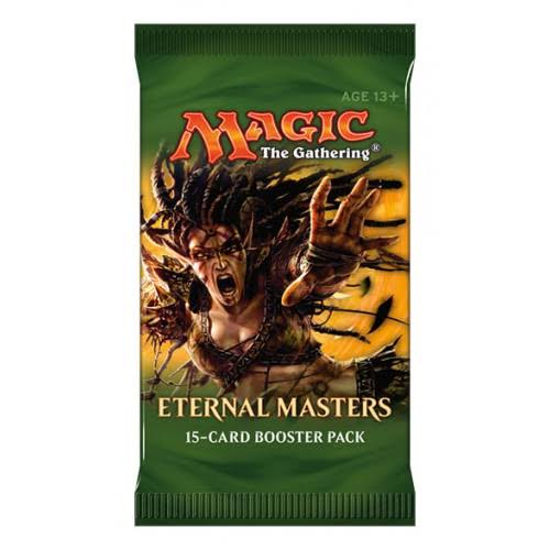 Magic The Gathering Eternal Masters Trading Card Booster