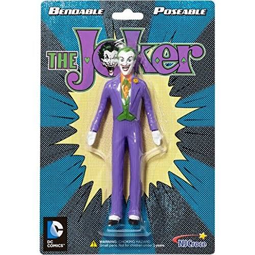 DC Comics the Joker Classic Bendable Figure - 5.5""