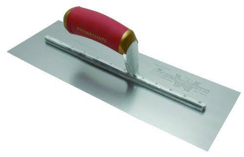 Marshalltown PermaShape Broken-In Trowel - 20in x 4in