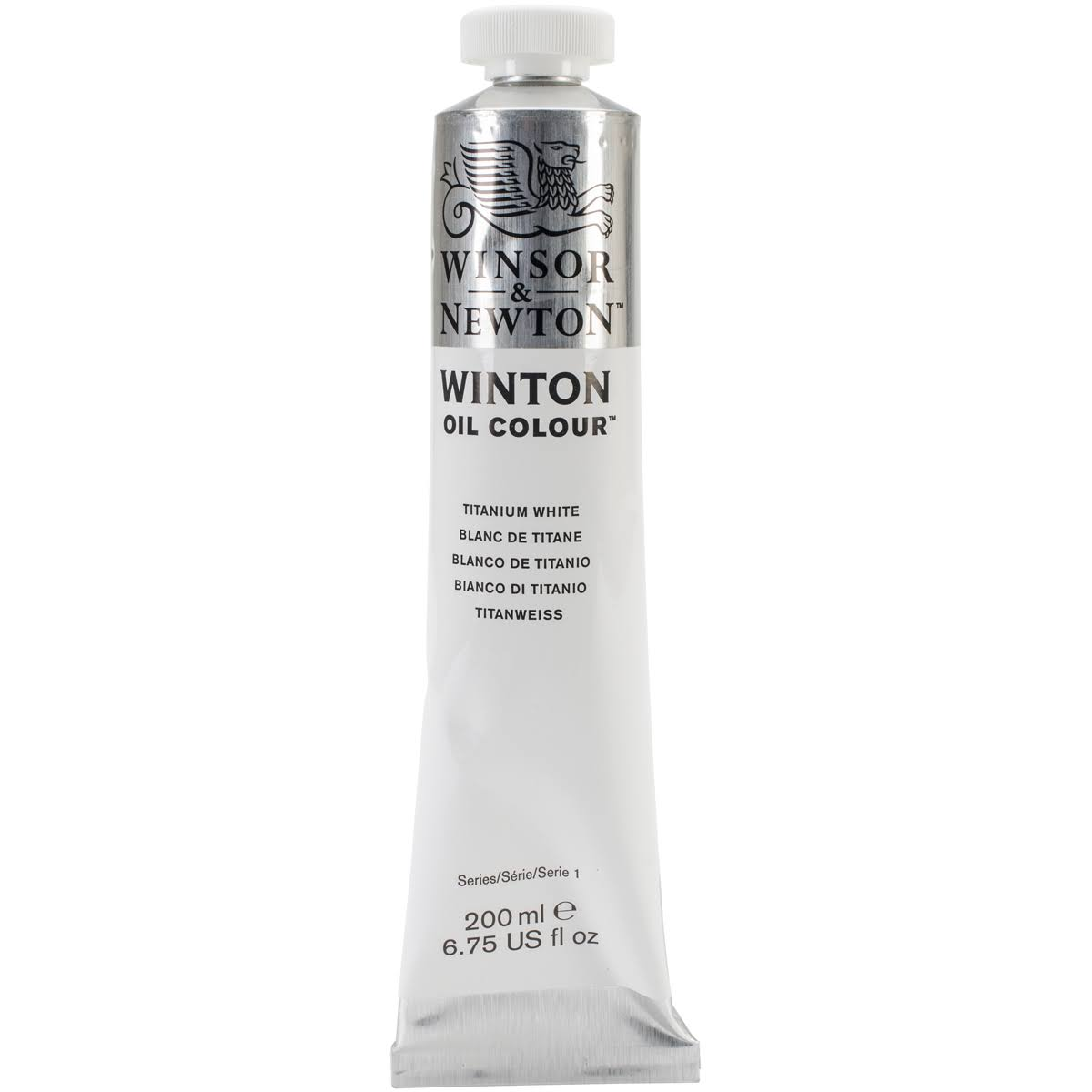 Winsor & Newton Winton Oil Colour - Titanium White