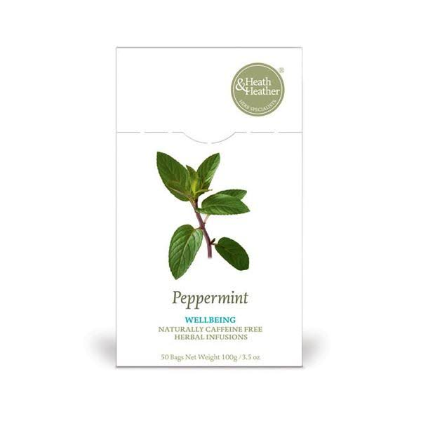 Heath & Heather Peppermint Tea