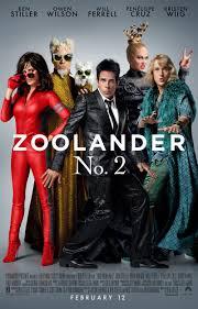 Cast Of Halloween 2 by Zoolander 2 U0027 Posters With Penelope Cruz