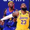 Nuggets vs. Lakers score, takeaways: LeBron James, Anthony Davis ...